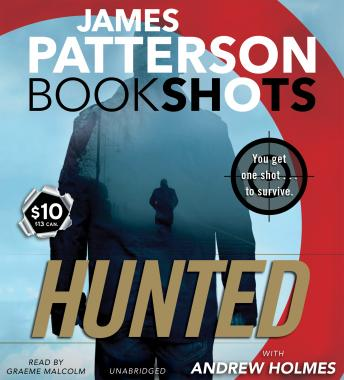 Hunted, Andrew Holmes, James Patterson