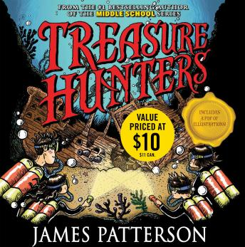 Treasure Hunters, Mark Shulman, Chris Grabenstein, James Patterson