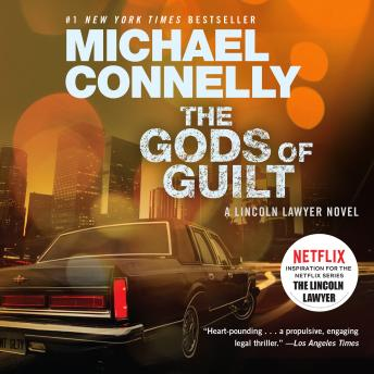 Gods of Guilt, Michael Connelly