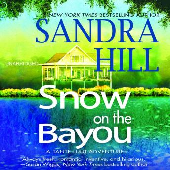 Snow on the Bayou: A Tante Lulu Adventure, Sandra Hill