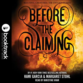 Before the Claiming, Margaret Stohl