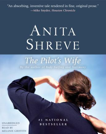 Pilot's Wife: A Novel, Anita Shreve