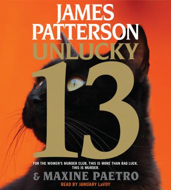 Unlucky 13, Maxine Paetro, James Patterson