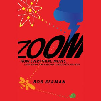Download Zoom: From Atoms and Galaxies to Blizzards and Bees: How Everything Moves by Bob Berman