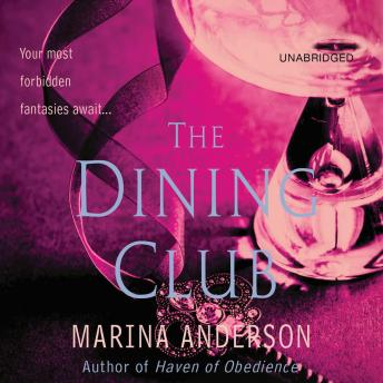 Dining Club, Marina Anderson