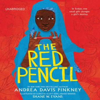 Red Pencil, Andrea Davis Pinkney