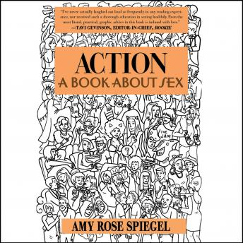 Action: A Book about Sex sample.