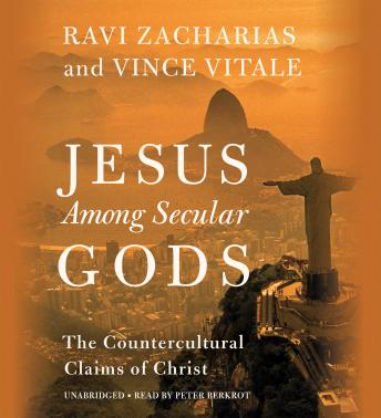 Download Jesus Among Secular Gods: The Countercultural Claims of Christ by Ravi Zacharias