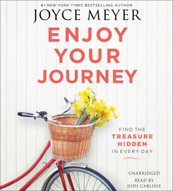 Enjoy Your Journey: Find the Treasure Hidden in Every Day, Joyce Meyer