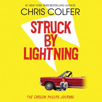 Struck By Lightning: The Carson Phillips Journal, Chris Colfer