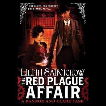 Red Plague Affair, Lilith Saintcrow