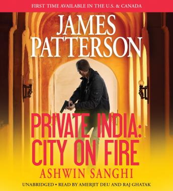 Private India: City on Fire sample.