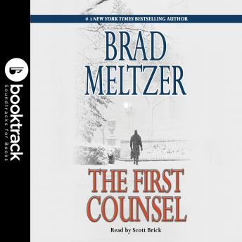 First Counsel: Booktrack Edition, Brad Meltzer