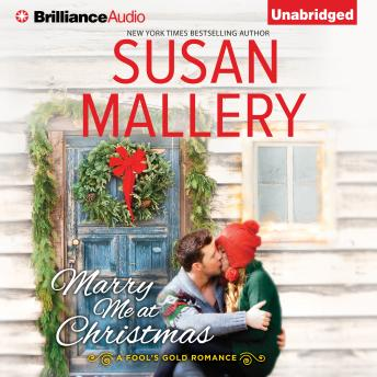 Marry Me at Christmas, Susan Mallery