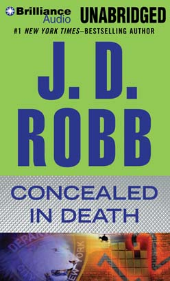 Concealed in Death, J.D. Robb