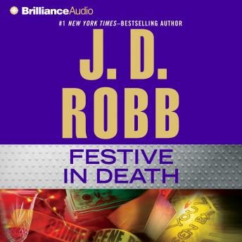 Festive in Death, J. D. Robb