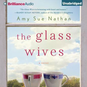 Glass Wives, Amy Sue Nathan