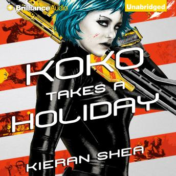 Koko Takes a Holiday, Kieran Shea