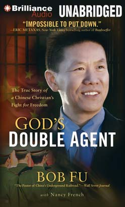 God's Double Agent, Bob Fu