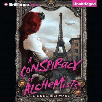 Download Conspiracy of Alchemists by Liesel Schwarz