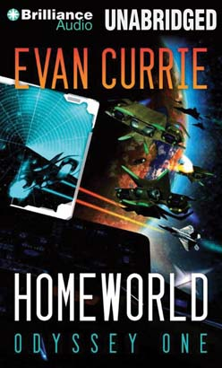 Homeworld, Evan Currie