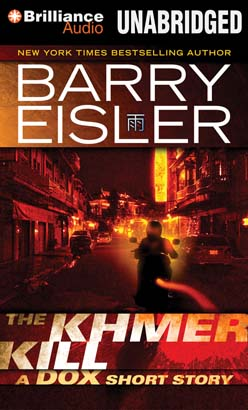 Khmer Kill, Barry Eisler