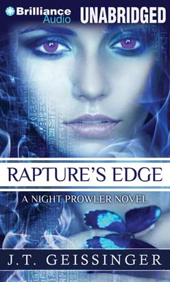 Rapture's Edge, J. T. Geissinger