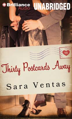 Thirty Postcards Away, Sara Ventas