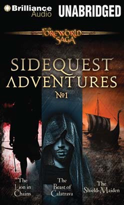 SideQuest Adventures, Linda Pearce, Michael Tinker Pearce, Angus Trim, Mark Teppo