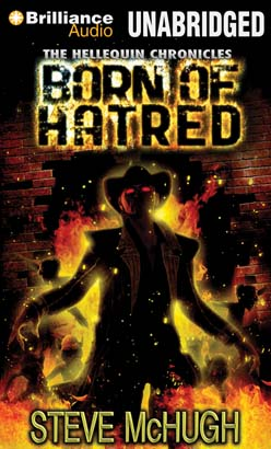 Born of Hatred, Steve McHugh