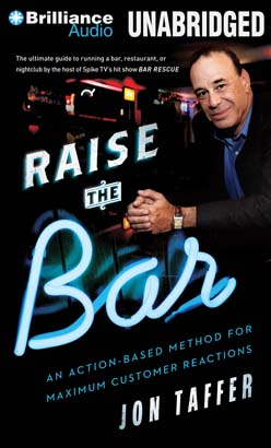 Raise the Bar, Jon Taffer