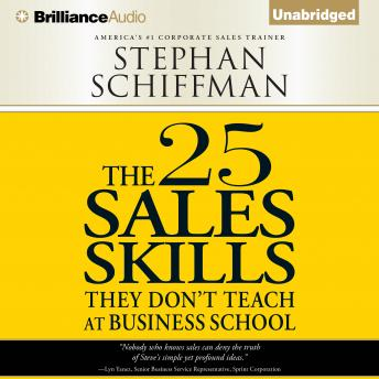 Download 25 Sales Skills by Stephan Schiffman