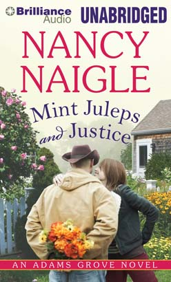 Mint Juleps and Justice, Nancy Naigle