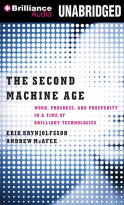 Download Second Machine Age by Erik Brynjolfsson, Andrew McAfee