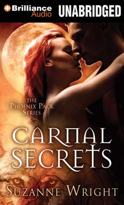 Carnal Secrets, Suzanne Wright