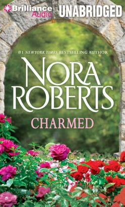 Charmed, Nora Roberts, Terry Brooks