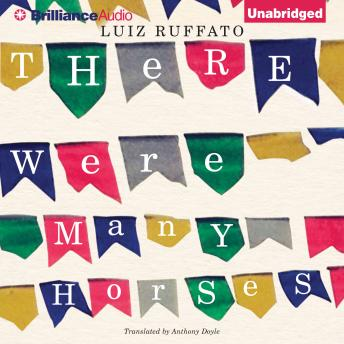 There Were Many Horses, Luiz Ruffato