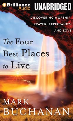 Four Best Places to Live, Mark Buchanan