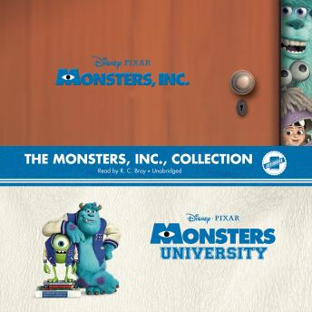 The Monsters, Inc., Collection: Monsters, Inc. and Monsters University
