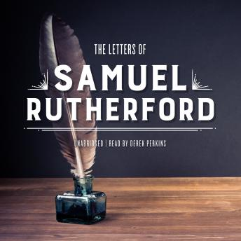 Letters of Samuel Rutherford sample.