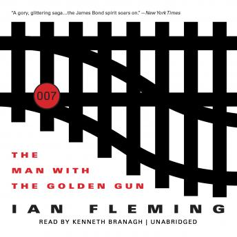 Download Man with the Golden Gun by Ian Fleming
