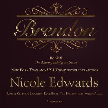 Brendon, Nicole Edwards