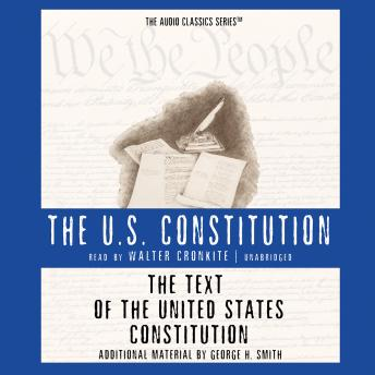 Text of the United States Constitution, George H. Smith