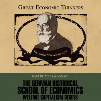 German Historical School of Economics, Dr. Nicholas Balabkins