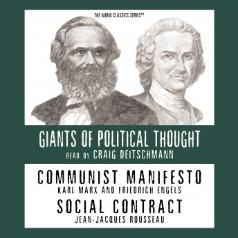 Communist Manifesto and Social Contract, Ralph Raico, Wendy McElroy