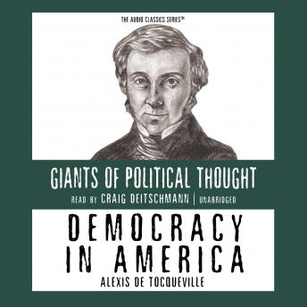 Democracy In America, Ralph Raico