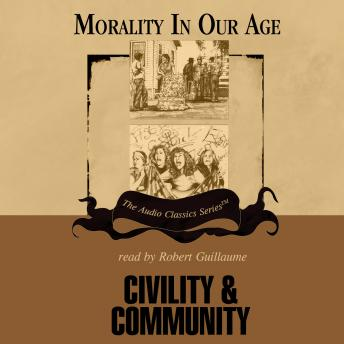 Civility and Community, Dr. Brian Schrag