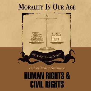 Human Rights and Civil Rights, Dr. John Arthur