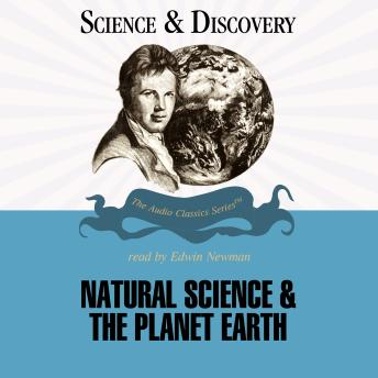 Natural Science and the Planet Earth, Dr. Jack Sommer