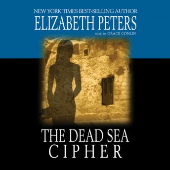 Dead Sea Cipher, Elizabeth Peters